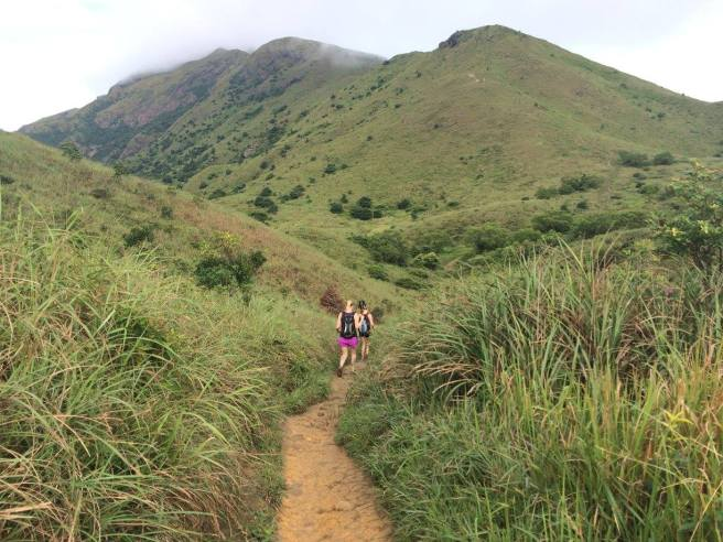 trail running hk